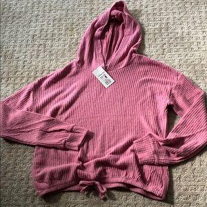 Urban Kids cropped hoodie